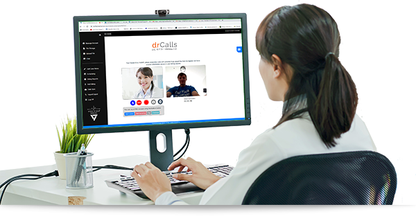 drCalls.me | Secure Video Conferencing